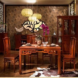 Chinese Style Is Pure Solid Wood Table Antique Dining Tables And
