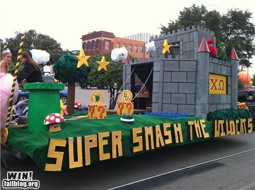 Best float ever!