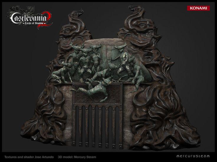 Furnace , Jose Artundo on ArtStation at https://www.artstation.com/artwork/furnace-f7769479-c0ef-4ee0-ba35-82df3f5becde