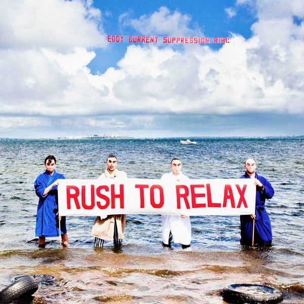 Eddy Current Suppression Ring - Rush To Relax on LP + Download Coupon