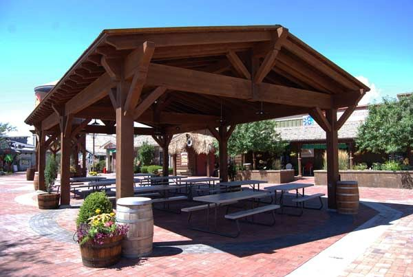 Do It Yourself Home Design: 17 Best Images About Timber Frame Gazebos, Pavilions