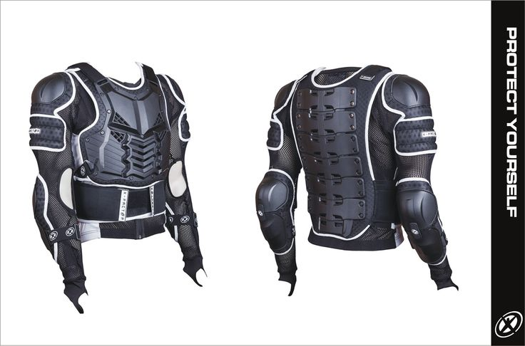 System #jacket - 3 in 1 !!! #Protect yourself   System Jacket – comprehensive upper body protector 3 in 1. It contains: chest/back protector and jacket. Comfortable, fitted, ventilation zones, CE