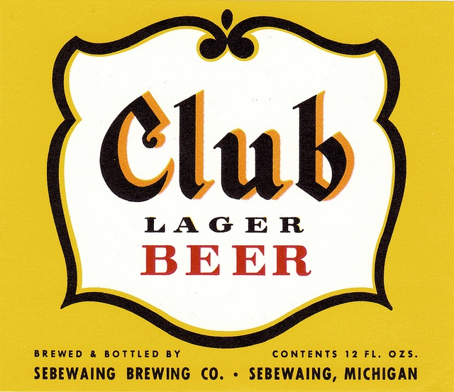 Club Lager Beer