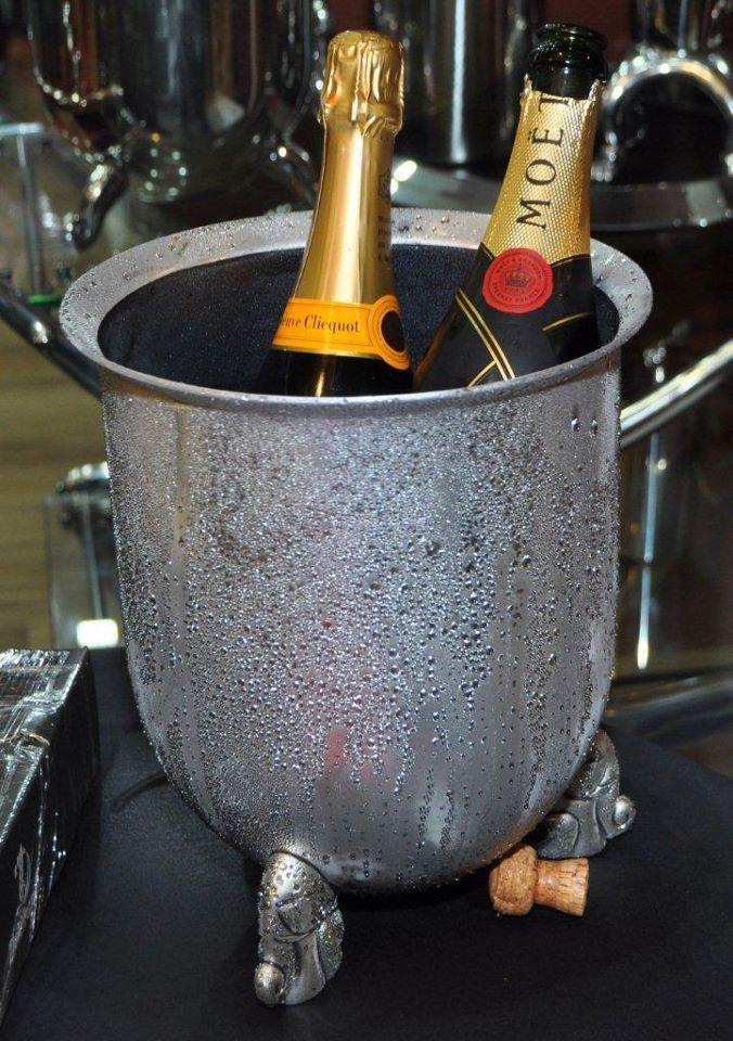 Carrol Boyes Functional Art-Champagne Cooler