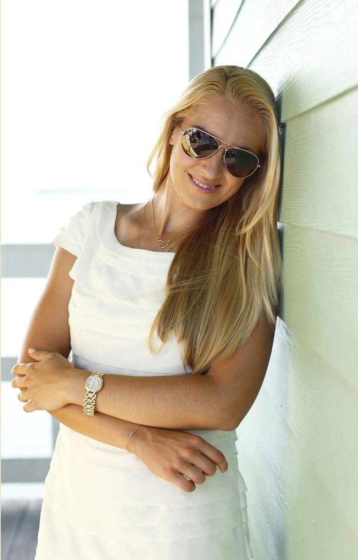 Sabine Lisicki Maui Jim Sunglasses Photoshoot in Florida July 29-2013 #WTA #Lisicki