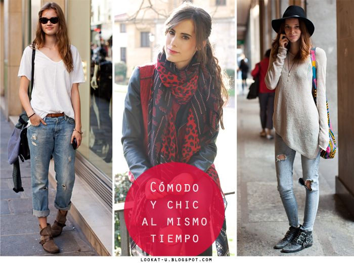 ¿Cómo usar? – Outfits para la Universidad | Look At You en stylelovely.com