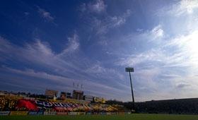 Name: 日立柏サッカー場  Capacity: 15349