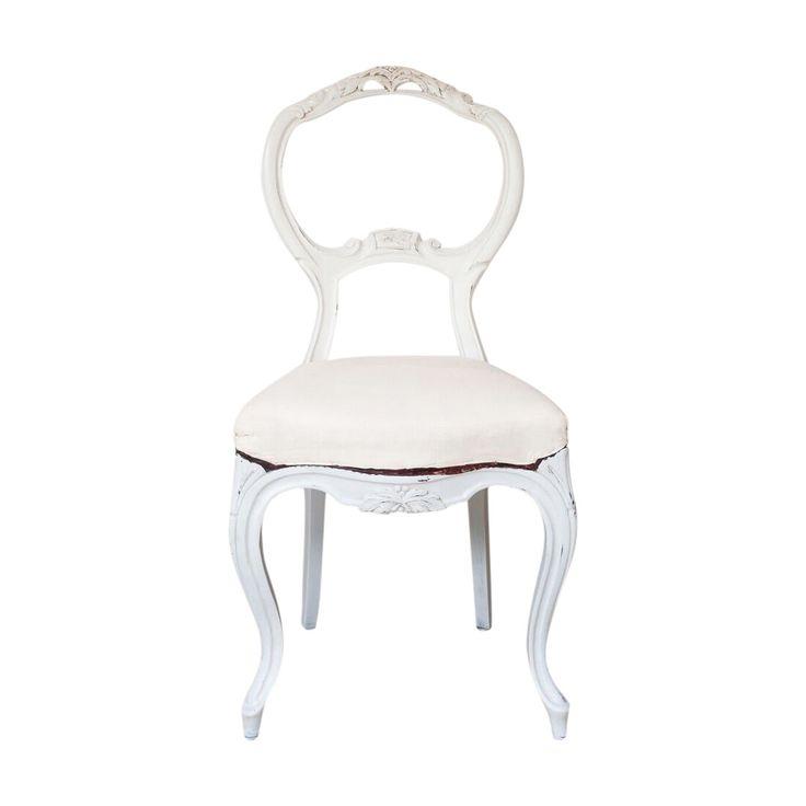 Antique Swedish Rococco Chair