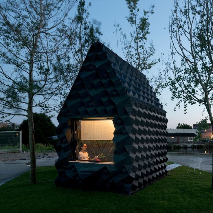 Feeling the urge to downsize? Take lessons from 10 of the best micro homes – including a cloud-shaped holiday home and a 3D-printed urban cabin