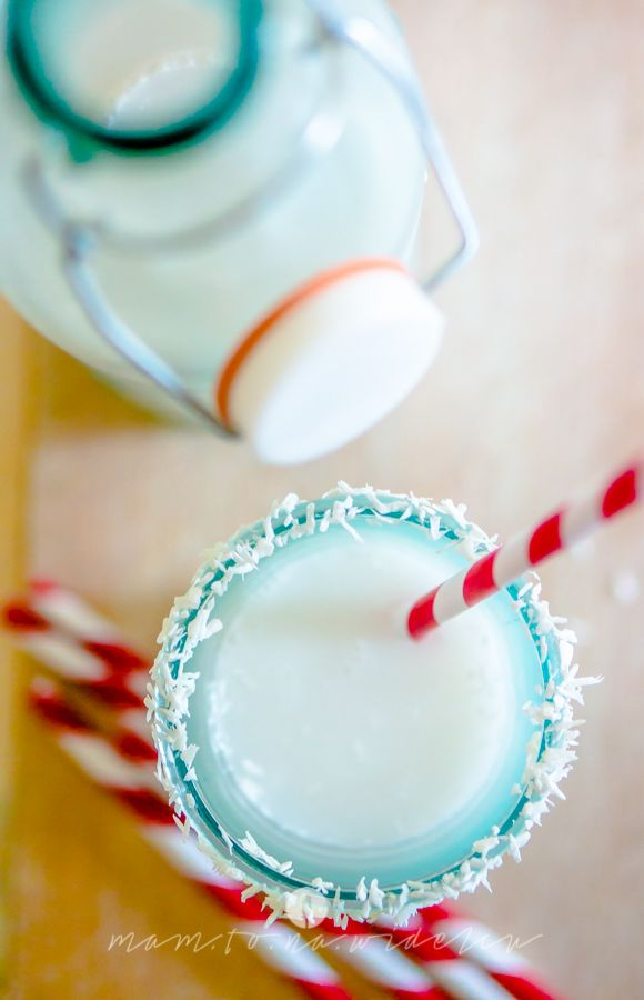 mam to na widelcu domowe mleko kokosowe 0599