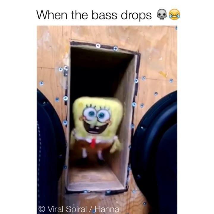 #spongebob, #video, #bass, #lol