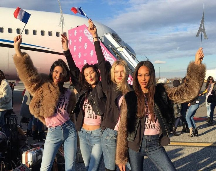 model airplane kits canada   ... Jenner Is Walking in the Victoria's Secret Fashion Show - The Kit