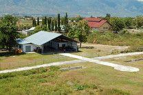 our hangar in Palu