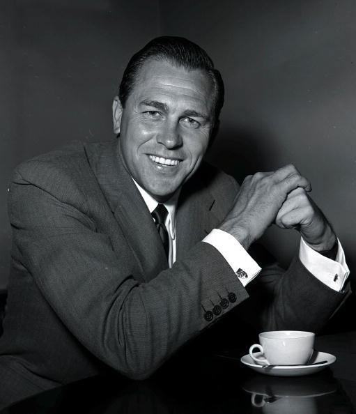 Howard Keel (1919-2004) #coffee #celebrity #actor #howardkeel
