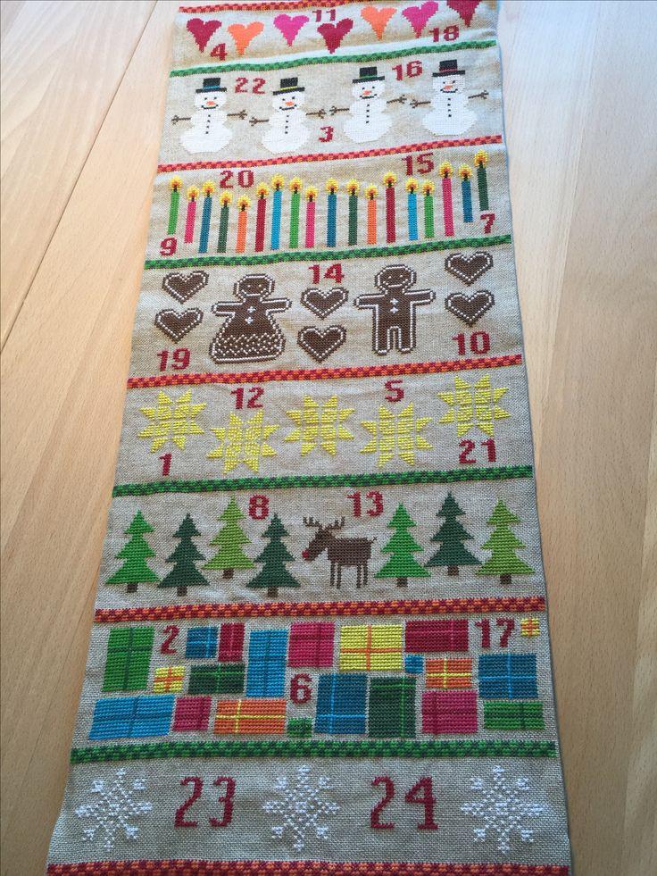 Julekalender til Birk Mønster: Fru Zippe