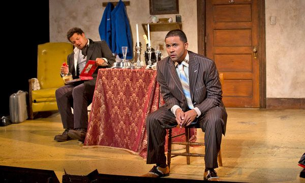 "A Review Of Suzan-Lori Parks-Directed Production of ""Topdog/Underdog"""