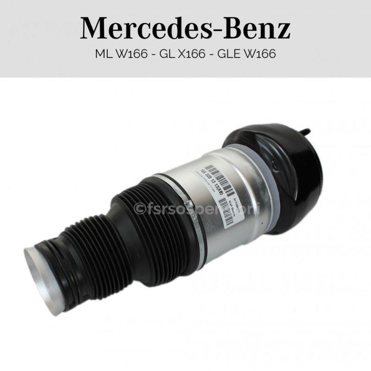 Kit revisione Mercedes-Benz Classe GLE W166 anteriore sinistro