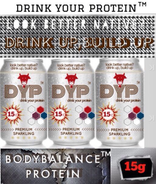 "DYP™ DrinkYourProtein™ 15 grams of protein BodyBalance™  A new clinical study published in the ""British Journal of Nutrition"" raises hope: in combination with resistance training specific collagen peptides developed by GELITA, the world's leading expert for collagen science and clinical research, significantly increase muscle mass and strength and decrease fat mass. A steady loss of lean muscle mass along with fat mass increase, a condition known as sarcopenia."