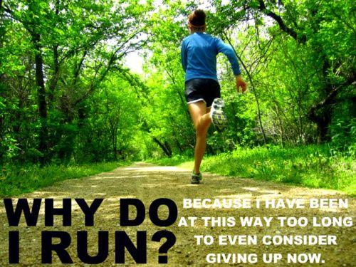 Running Addiction