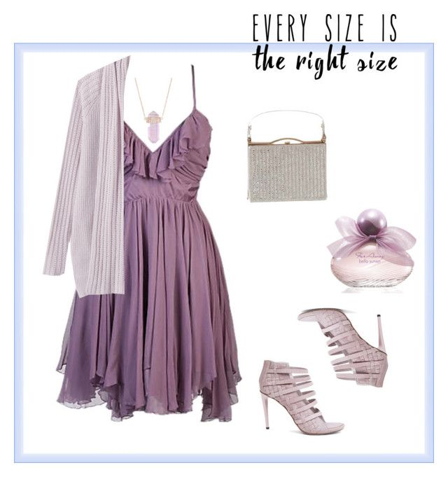 """untitled #2"" by ysca15 on Polyvore featuring Rebecca Taylor, J. Furmani, Avon and Luna Skye"