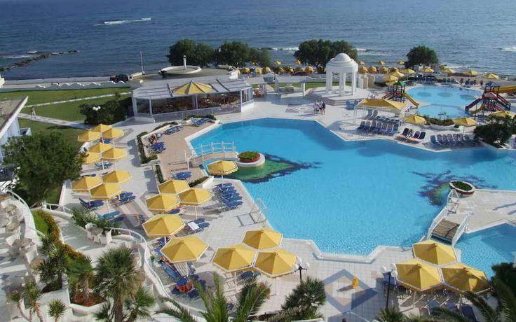 Hotel Mitsis Serita Beach 5* - photo 2  http://www.meridian-travel.ro/hoteluri/creta/hotel-mitsis-serita-beach/