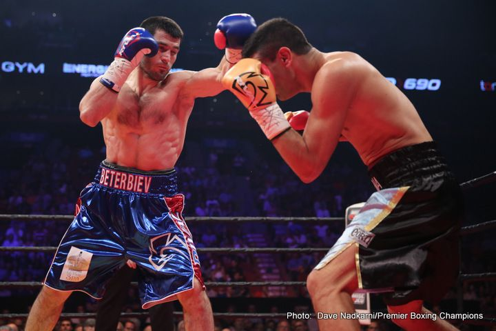 Artur Beterbiev signs with Top Rank #ArturBeterbiev #toprank #allthebelts #boxing