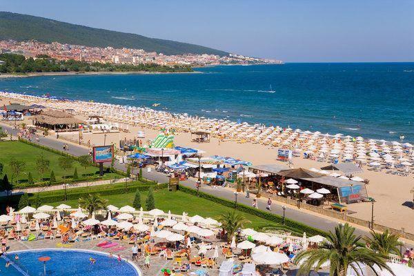 Bulgaria Sunny Beach Bulgaria Sunny Beach Bulgarien