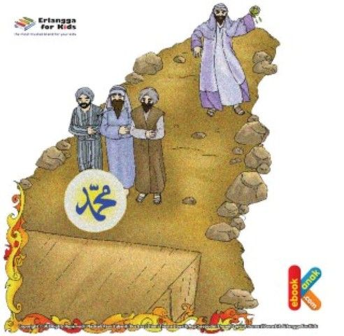 Nabi Muhammad Dilempari Kotoran oleh Abu Jahal