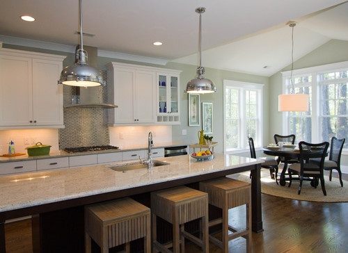 moss tree landfall traditional kitchen wilmington plantation building corp like the pendant lamps
