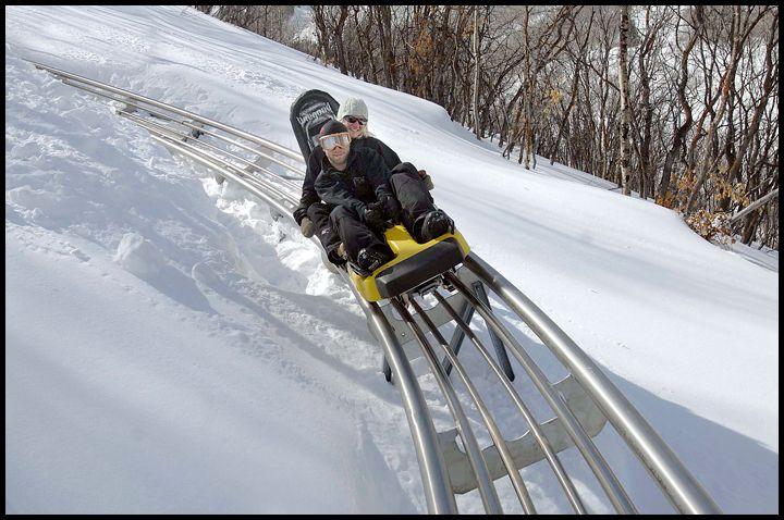Ridge Runner Roller Coaster