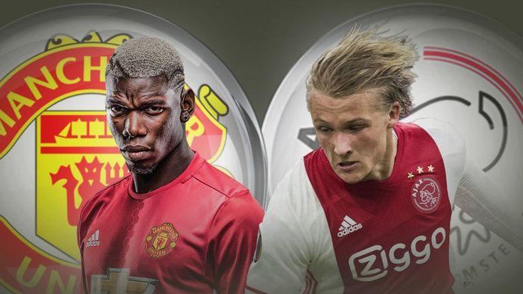 WATCH LIVE: Ajax – Manchester United
