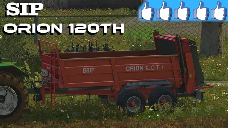 Review SIP Orion 120TH #FS15