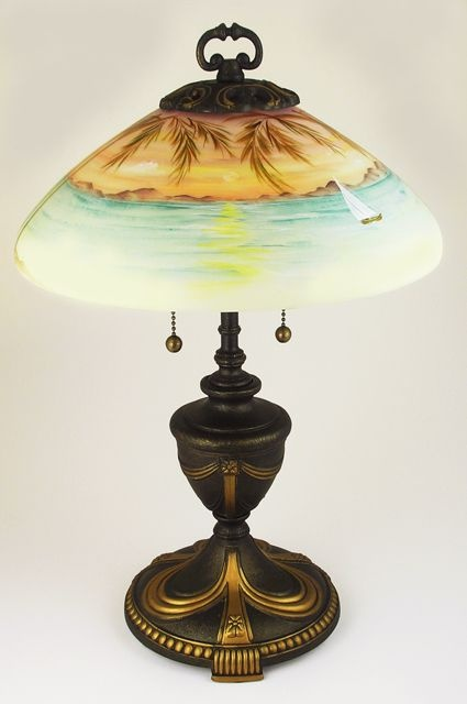 84 Best Vintage Fenton Lamp Images On Pinterest Fenton