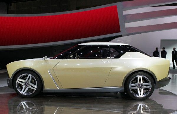 2013 Nissan IDx Freeflow Pictures 600x386  2013 Nissan IDx Freeflow Complete with Images & Video
