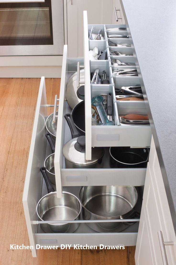 New Diy Kitchen Drawer Ideas Kitchen Cabinet Design Tall