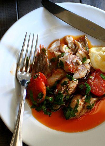 春のメバルと冬の牡蠣でアクアパッツァ by Higucciniさん | レシピ ...