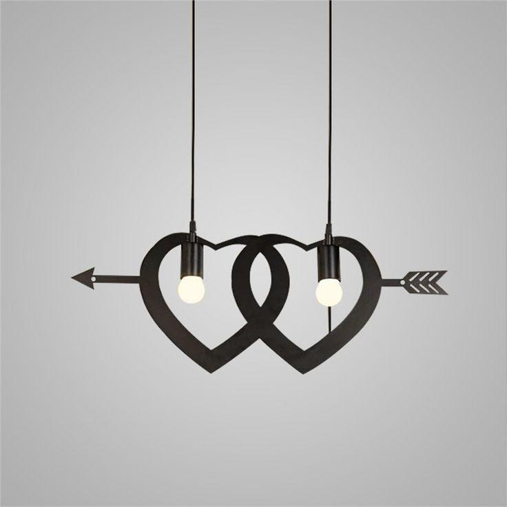ペンダントライト 照明器具 店舗照明 寝室照明 食卓照明 天井照明 キューピット 2灯