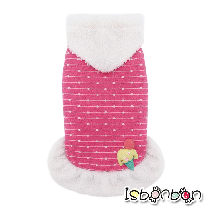 Brand: IsBonBon Warm dress for dogs