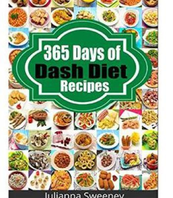 365 Days Of Dash Diet Recipes PDF
