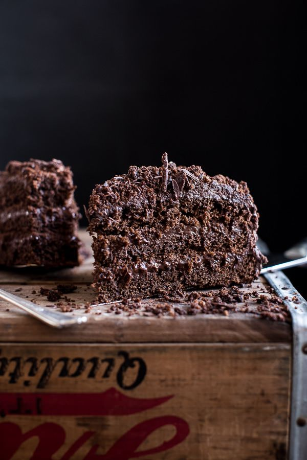 The Brooklyn Blackout Cake | halfbakedharvest.com @hbharvest