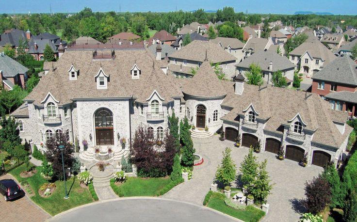 1608 best images about mega mansions on pinterest for Mega mansion for sale