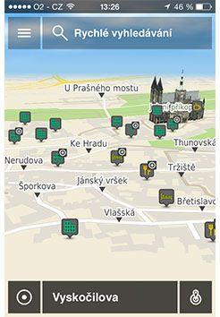 #gps #navigace #vanoce2014 #darek #mediatel #aplikace Navigace NACESTY - NA CESTY_3D zobrazeni