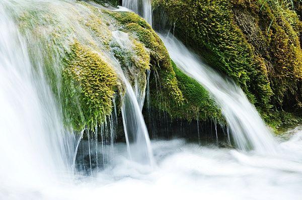 Plitvice Waterfalls in Croatia