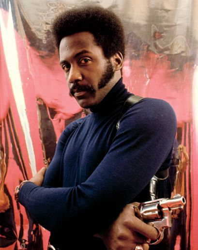 'Dect. John Shaft' / actor Richard Roundtree was born today 7-9 in 1942. He turns 72.  He was in many of the 70s 'blaxploitation' films but certainly Shaft in 1971 was the best known by most.