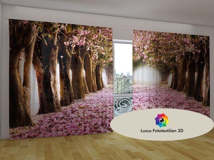 fotogardine vorh nge in luxus fotodruck 3d ma anfertigung luxus fototextilien 3d. Black Bedroom Furniture Sets. Home Design Ideas