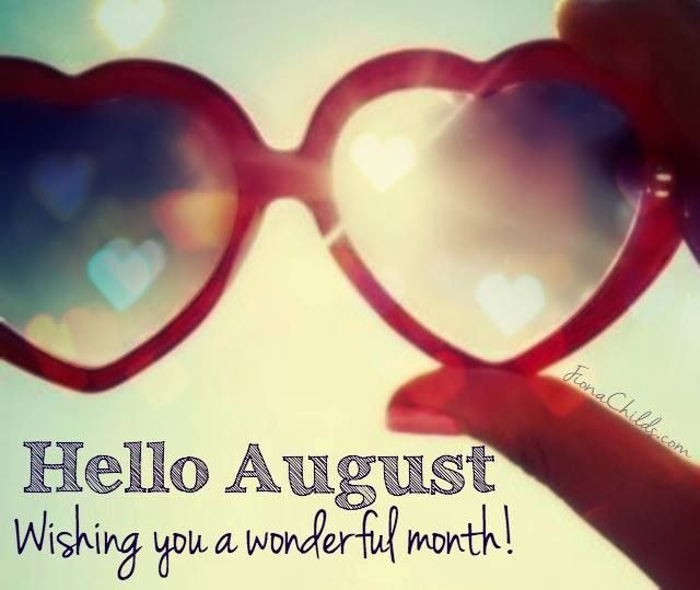 Wishing you a most wonderful month of August filled with all kinds of good things, but especially some love, peace and happiness!  ღ My website: http://fionachilds.com/ ღ Facebook: https://www.facebook.com/FiFiChilds ღ Instagram: http://instagram.com/fionavchilds ღ I pin here: http://www.pinterest.com/fionachilds ღ Twitter: https://twitter.com/FionaChilds