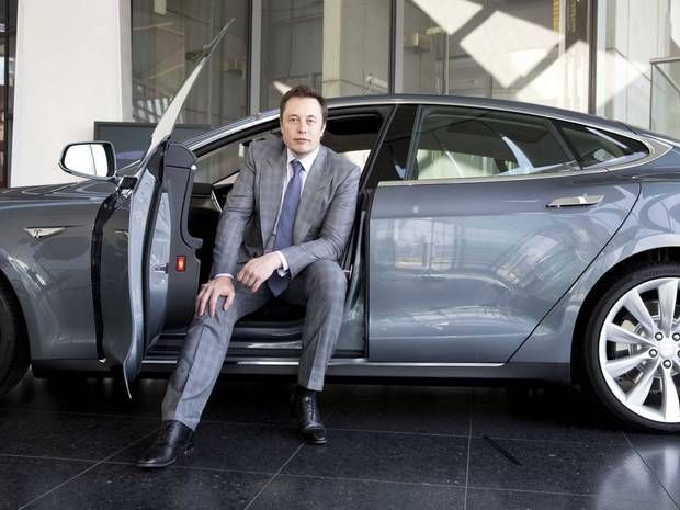 Elon Musk - stylish in thought and appearance. Absolutely the worlds most influential man