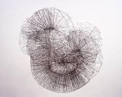 Resultado de imagem para antony gormley drawings