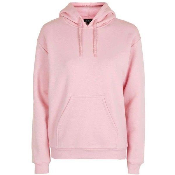 Petite Women's Topshop Oversize Hoodie ($50) ❤ liked on Polyvore featuring tops, hoodies, pink hooded sweatshirt, hoodies pullover, pink pullover hoodie, hooded sweatshirt and oversized hooded sweatshirt