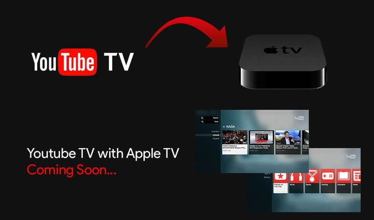 YouTube is All Set For The Big Screen With its Dedicated TV Apps for Apple TV